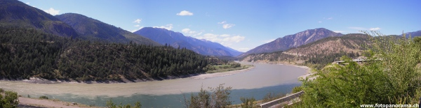 Lytton, Fraser and Thompson River