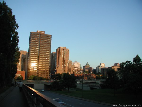 Montreal, Evening