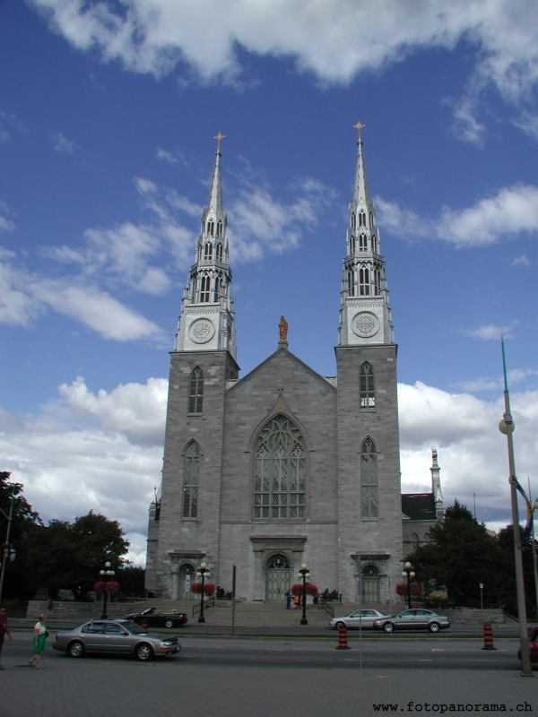 Ottawa, Cathedral-Basilica of Notre Dame