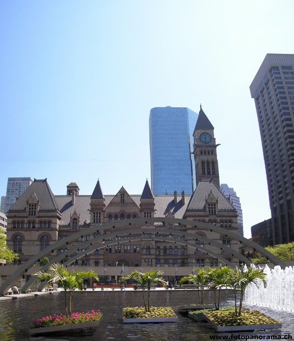 Toronto, alte City Hall