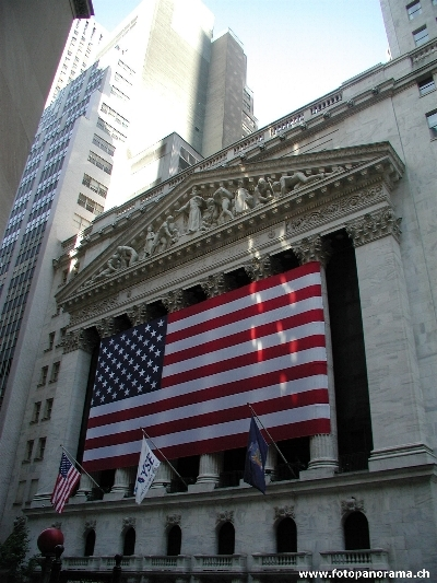 New York, La bourse