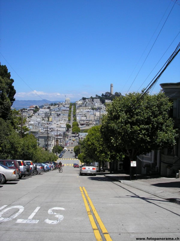 San Francisco, Via Lombard 2