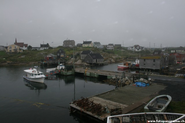 Peggy's Cove Harbour