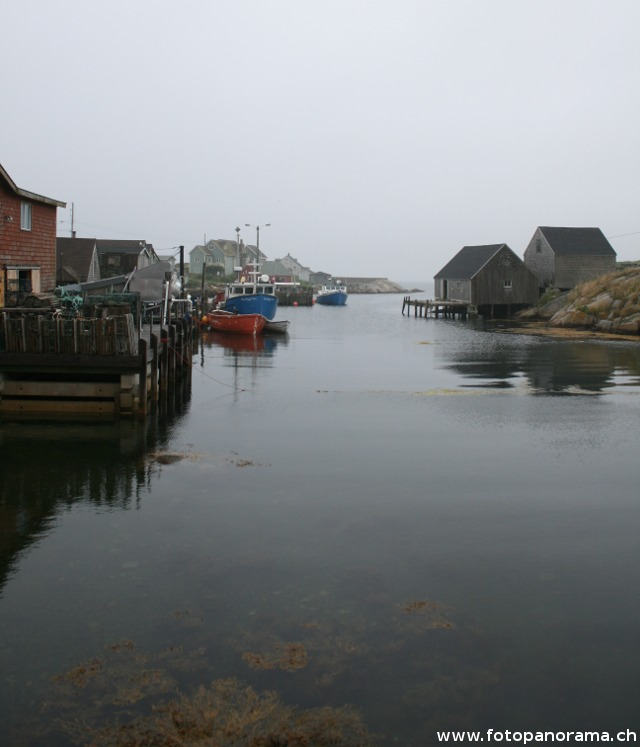 The bay of Peggy's Cove